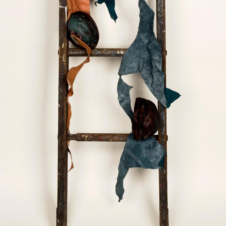 Double Hommage - Contemporary Sculpture by Dianne Baker