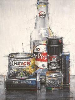 """Pepper"", Oil Painting"