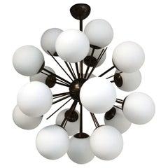 Diciotto Sputnik Chandelier by Fabio Ltd