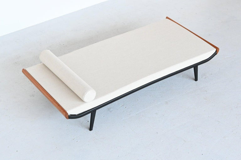 Dick Cordemeijer Model Cleopatra Daybed Auping The Netherlands, 1954 For Sale 4