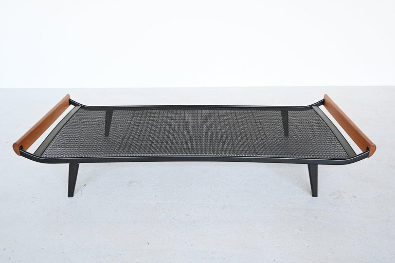 Dick Cordemeijer Model Cleopatra Daybed Auping The Netherlands, 1954 For Sale 6