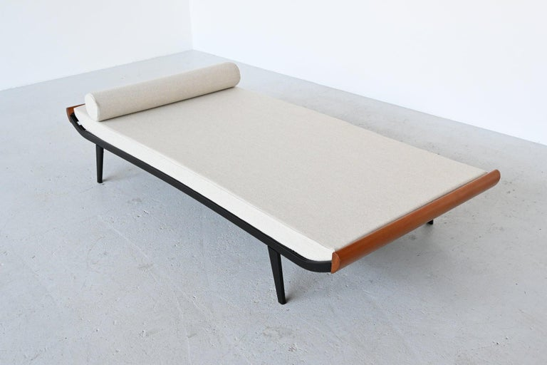 Mid-Century Modern Dick Cordemeijer Model Cleopatra Daybed Auping The Netherlands, 1954 For Sale