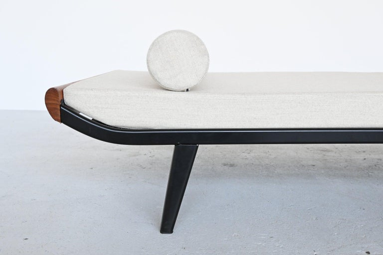Mid-20th Century Dick Cordemeijer Model Cleopatra Daybed Auping The Netherlands, 1954 For Sale
