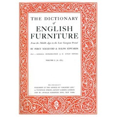 Dictionary of English Furniture, '3 Classic Volumes'