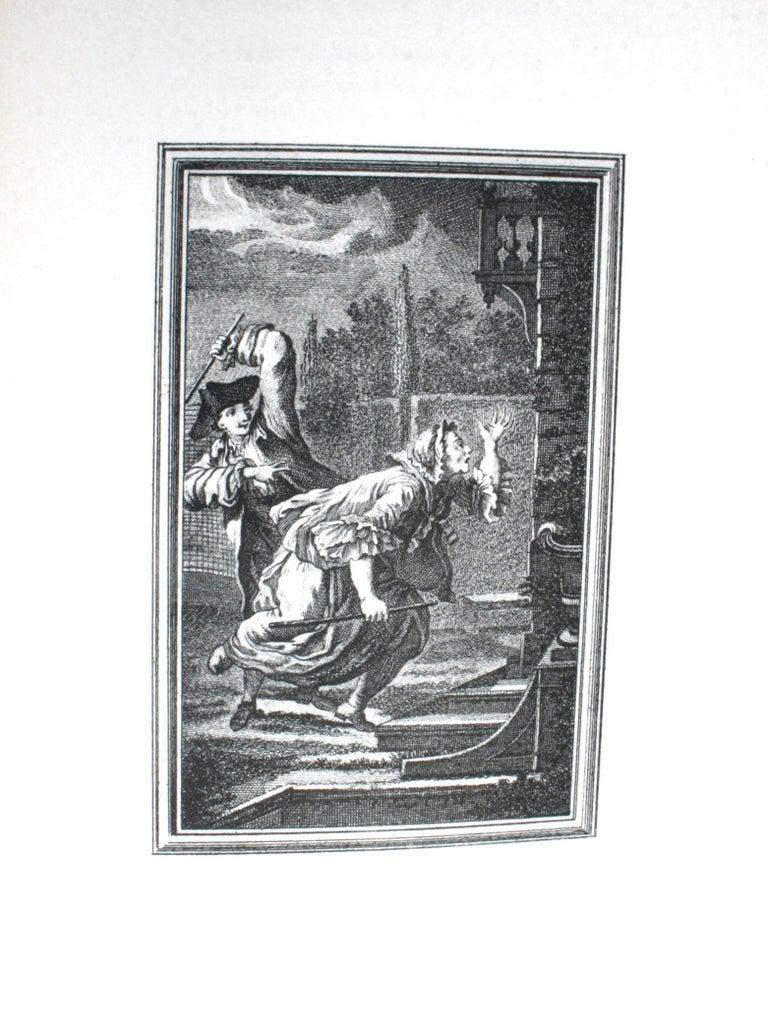Die Fabeln des Jean de La Fontaine and Die Erzählungen des Jean de La Fontaine For Sale 4
