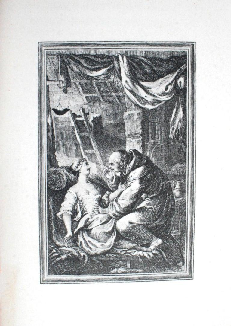 Die Fabeln des Jean de La Fontaine and Die Erzählungen des Jean de La Fontaine For Sale 5