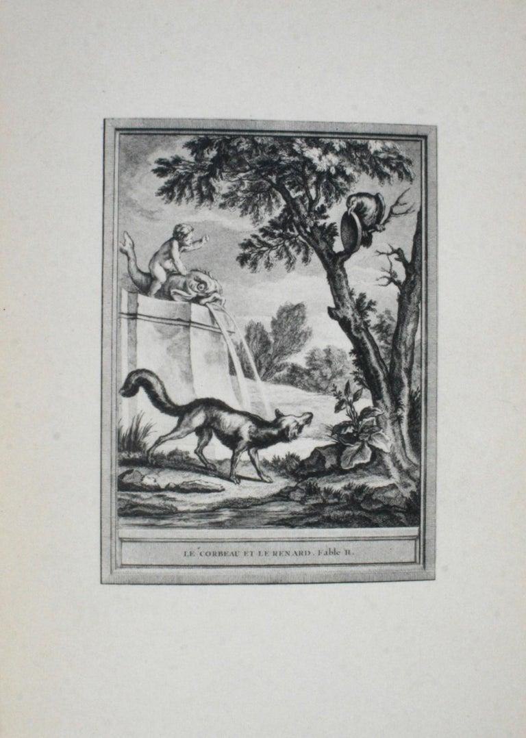Die Fabeln des Jean de La Fontaine and Die Erzählungen des Jean de La Fontaine For Sale 8