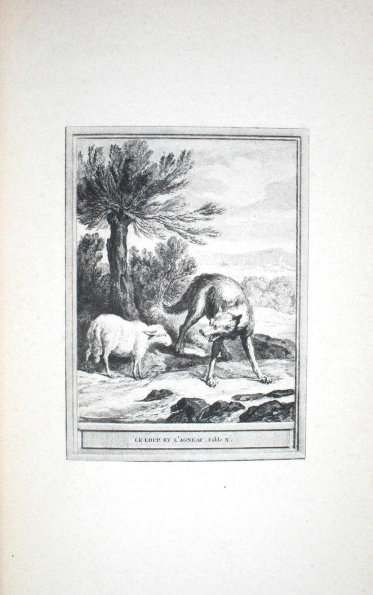 Die Fabeln des Jean de La Fontaine and Die Erzählungen des Jean de La Fontaine For Sale 9