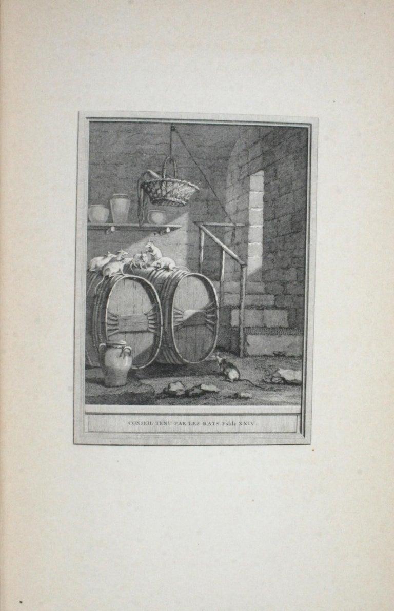 Die Fabeln des Jean de La Fontaine and Die Erzählungen des Jean de La Fontaine For Sale 10