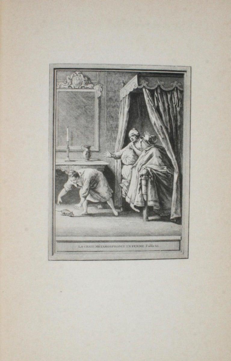 Die Fabeln des Jean de La Fontaine and Die Erzählungen des Jean de La Fontaine For Sale 11