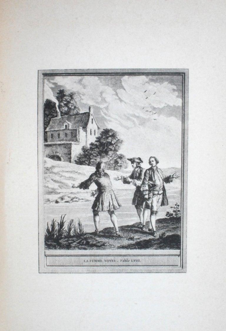 Die Fabeln des Jean de La Fontaine and Die Erzählungen des Jean de La Fontaine For Sale 12