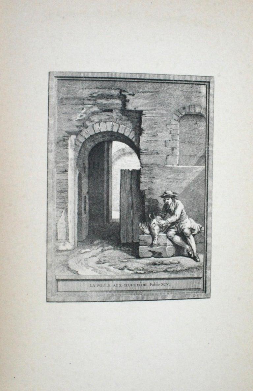 Die Fabeln des Jean de La Fontaine and Die Erzählungen des Jean de La Fontaine For Sale 13