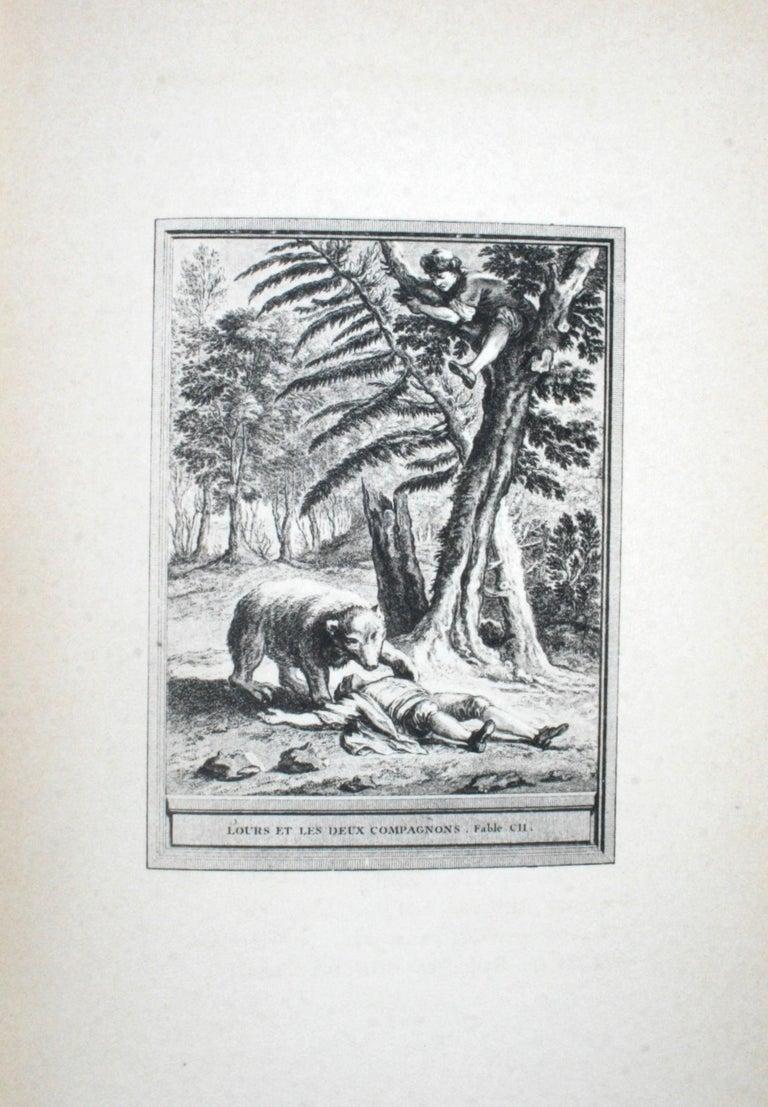 Die Fabeln des Jean de La Fontaine and Die Erzählungen des Jean de La Fontaine For Sale 14