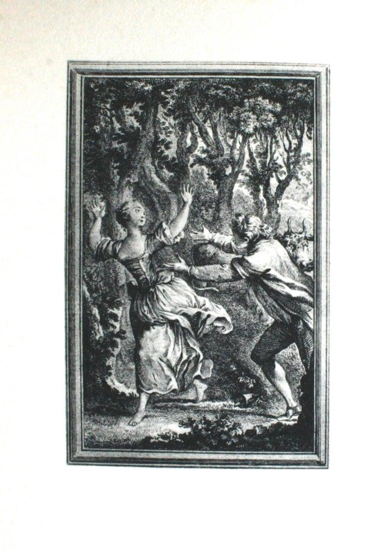 German Die Fabeln des Jean de La Fontaine and Die Erzählungen des Jean de La Fontaine For Sale