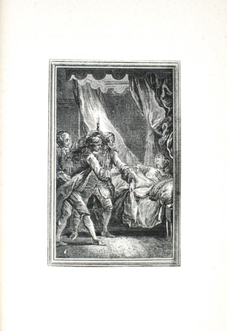 Die Fabeln des Jean de La Fontaine and Die Erzählungen des Jean de La Fontaine In Excellent Condition For Sale In valatie, NY