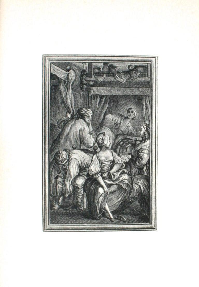 19th Century Die Fabeln des Jean de La Fontaine and Die Erzählungen des Jean de La Fontaine For Sale