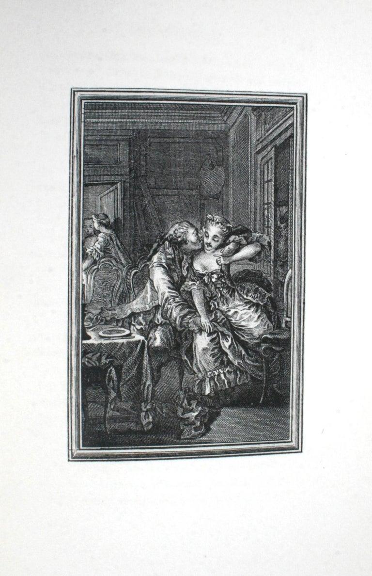 Paper Die Fabeln des Jean de La Fontaine and Die Erzählungen des Jean de La Fontaine For Sale