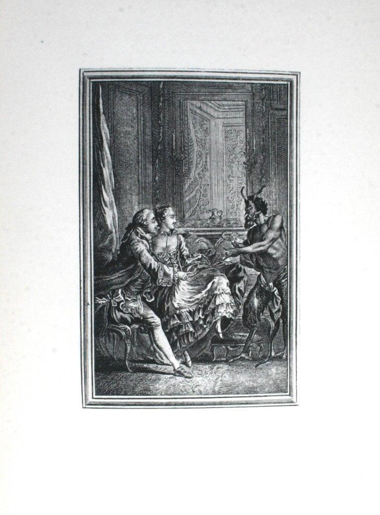 Die Fabeln des Jean de La Fontaine and Die Erzählungen des Jean de La Fontaine For Sale 1