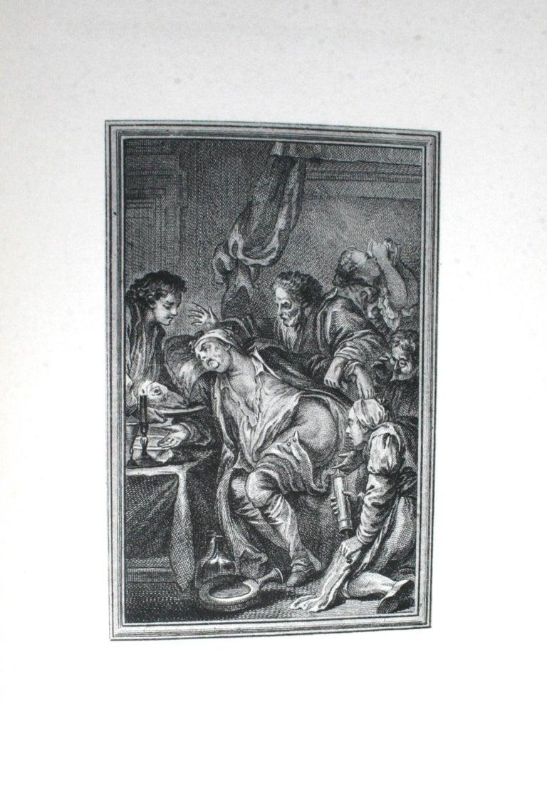 Die Fabeln des Jean de La Fontaine and Die Erzählungen des Jean de La Fontaine For Sale 2