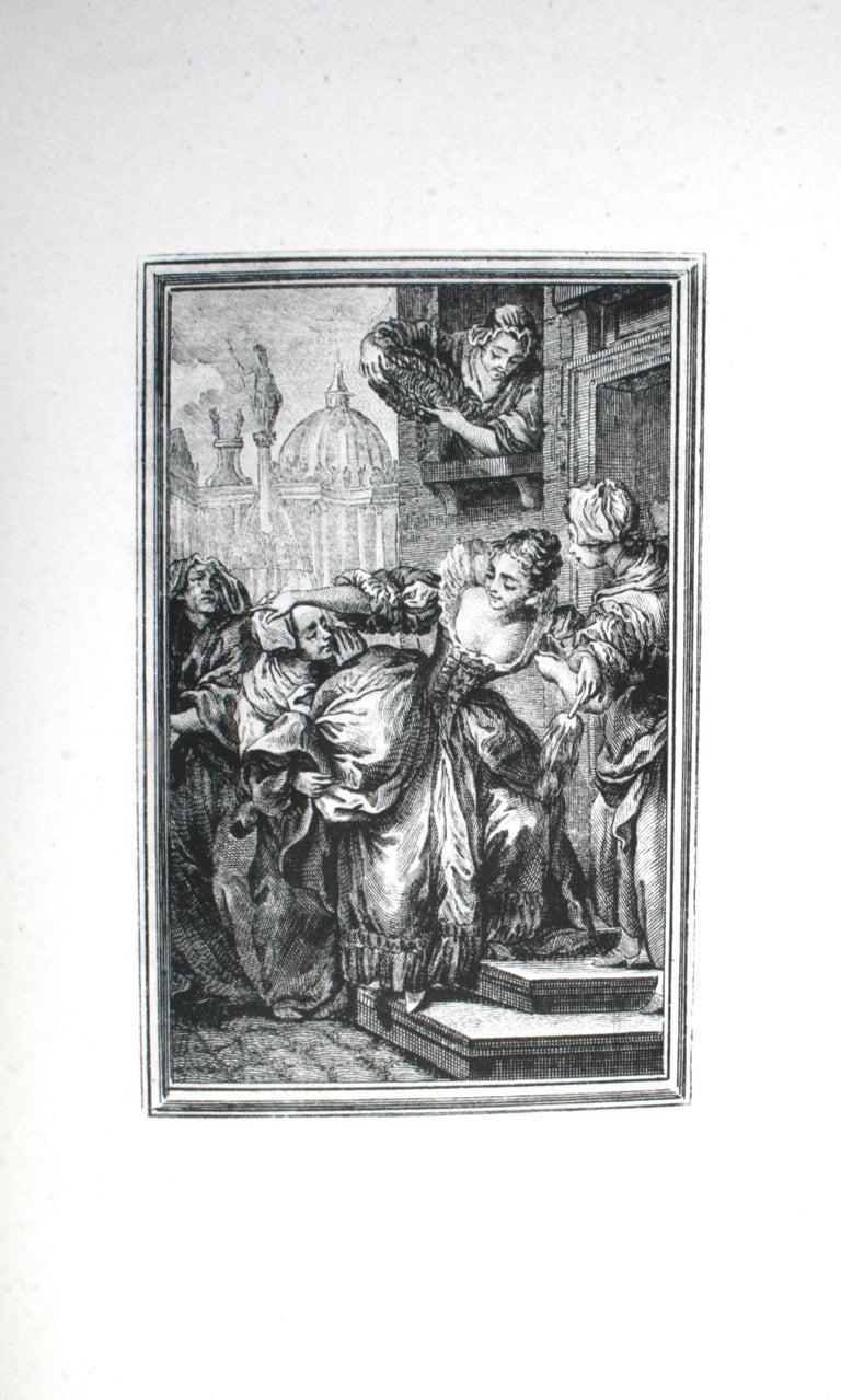 Die Fabeln des Jean de La Fontaine and Die Erzählungen des Jean de La Fontaine For Sale 3