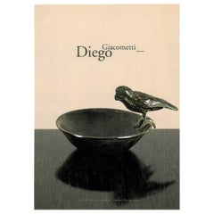 Diego Giacometti, Book on His Work