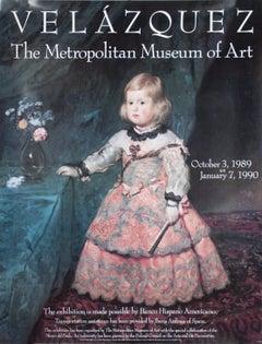 1989 After Diego Velazquez 'Infanta Margarita' Renaissance