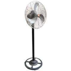 Diehl Industrial Airmaster Oscillating Floor Fan