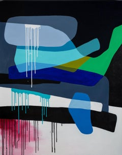 HOMO FABER / HOMO LUDENS #16, Painting, Acrylic on Canvas