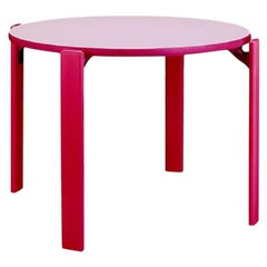 Dietiker Rey Junior, Kids Dining Table in Candy Color by Bruno Rey, in Stock