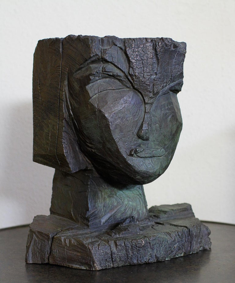 Dietrich Klinge, born in 1954, German Artist.