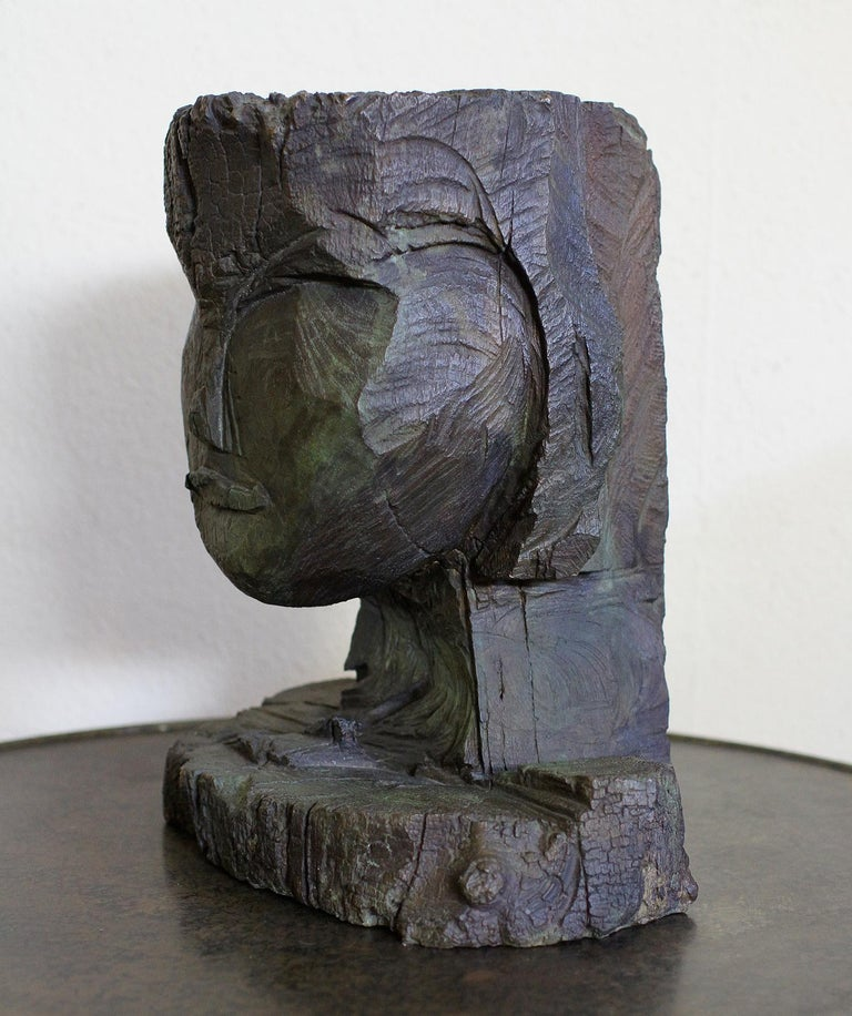 Dietrich Klinge Bronze Head For Sale 3