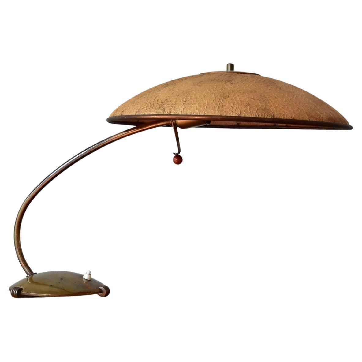 Diffuna Table Lamp 1930's by Schanzenbach & Co Frankfurt, Germany
