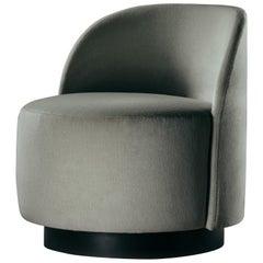 Dig It Armchair in Wool Velvet