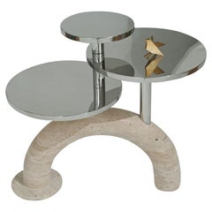 Dimanche 6, Side Table by Marc Dibeh