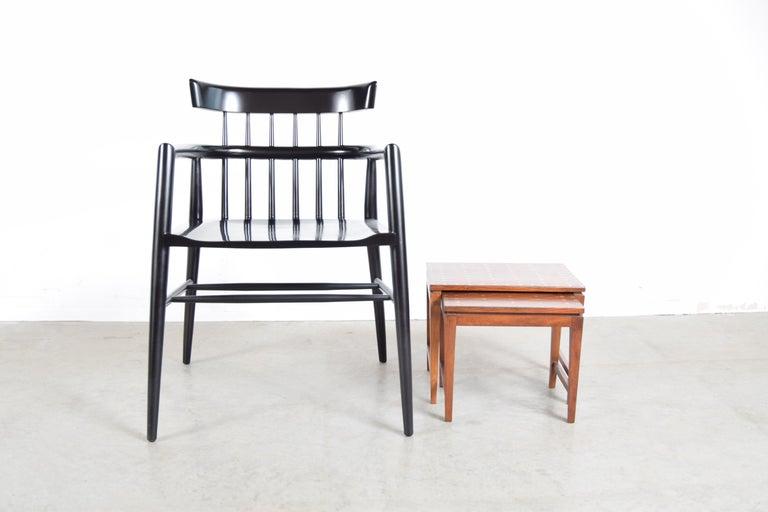 Diminutive Set of Nesting Tables by Leela Shiveshwarkar For Sale 1