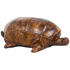 Dimitri Omersa Leather Turtle for Abercrombie and Fitch