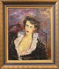 Portrait of a Lady, Paris 1952