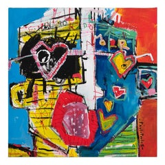 Dimitris Pavlopoulos, Enamorado # 7, Contemporary Work