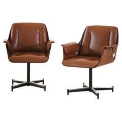 Dinamarquesa Chair, Carlo Fongaro, Brazilian Modern, 1970s