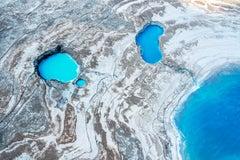 """Moon Landing,"" Dead Sea, Israel"