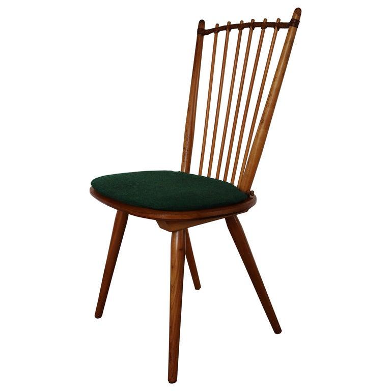 466aa1abf59e Dining Chair by Albert Haberer for Hermann Fleiner