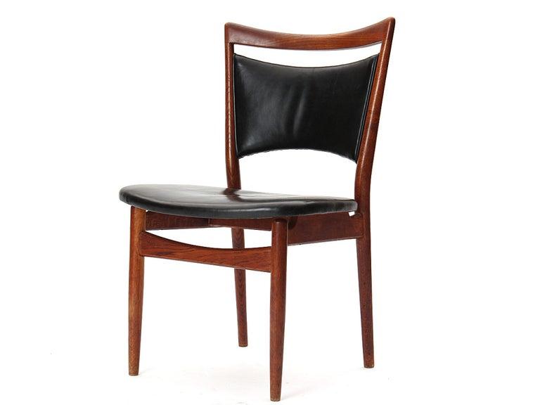 Scandinavian Modern Dining Chair by Finn Juhl, Model 86 For Sale