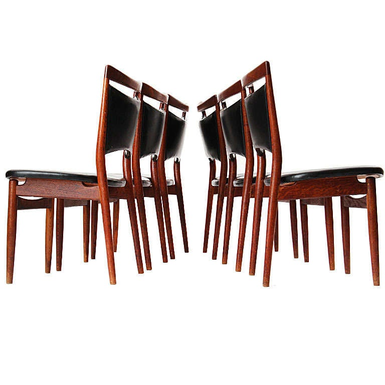 Mid-20th Century Dining Chair by Finn Juhl, Model 86 For Sale