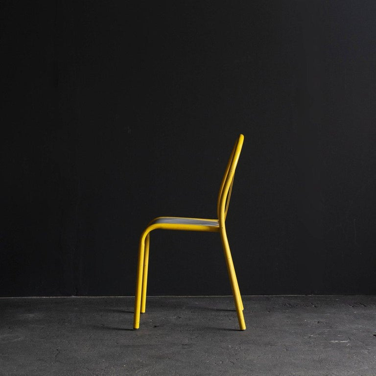 French Dining Chair by Robert Mallet-Stevens