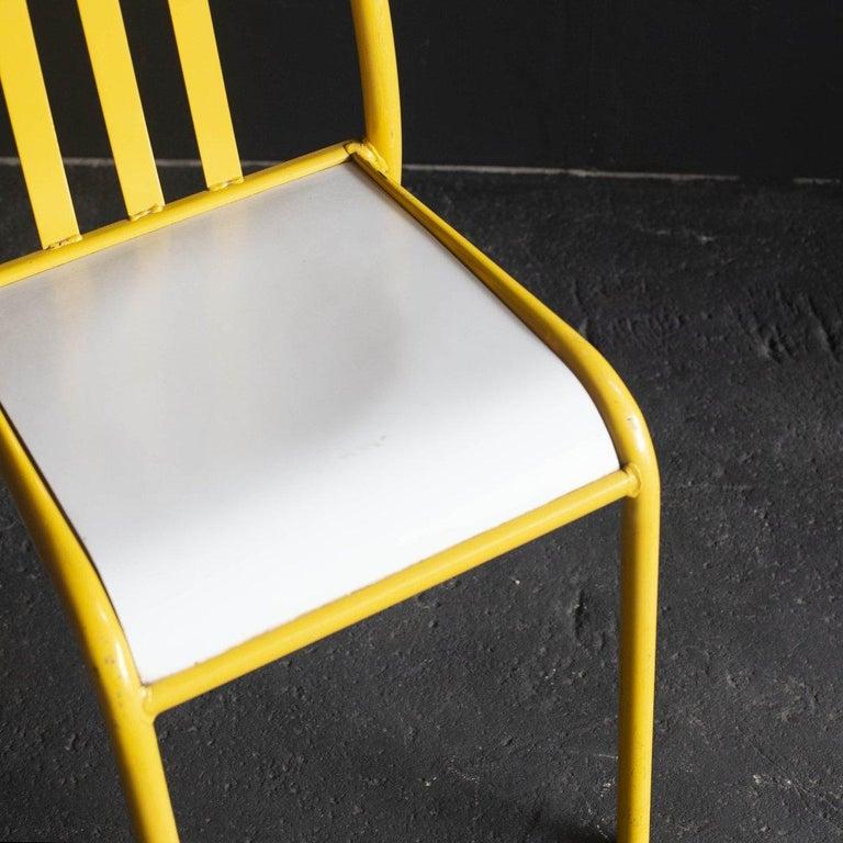 Iron Dining Chair by Robert Mallet-Stevens