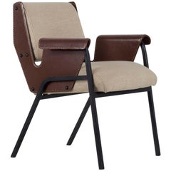 Dining Chair, Manufactured by Arflex, Italy, 1955