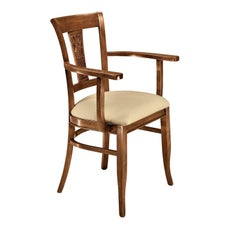 Dining Chair with Armrests #2