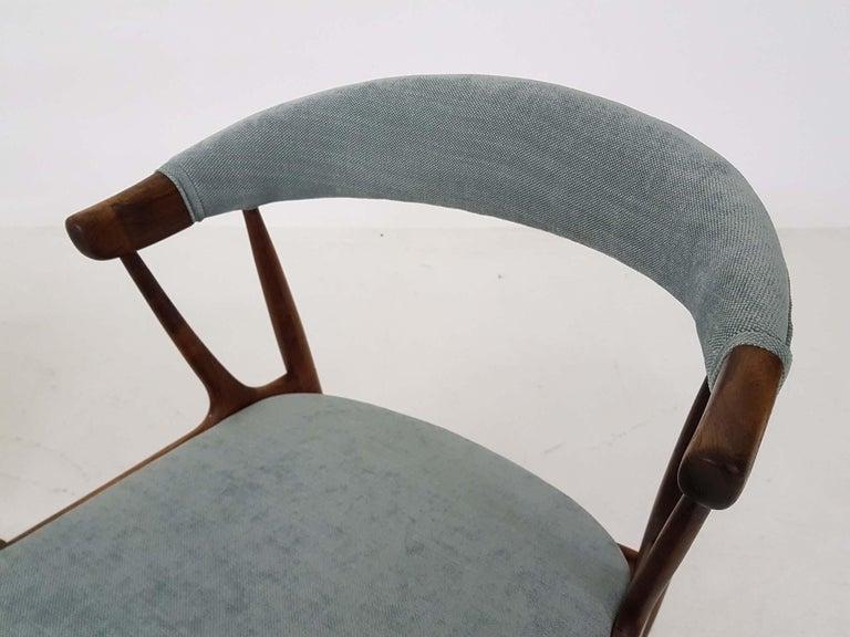 Danish Dining Chairs BA113 by Johannes Andersen for Andersens Møbelfabrik, Denmark 1969 For Sale