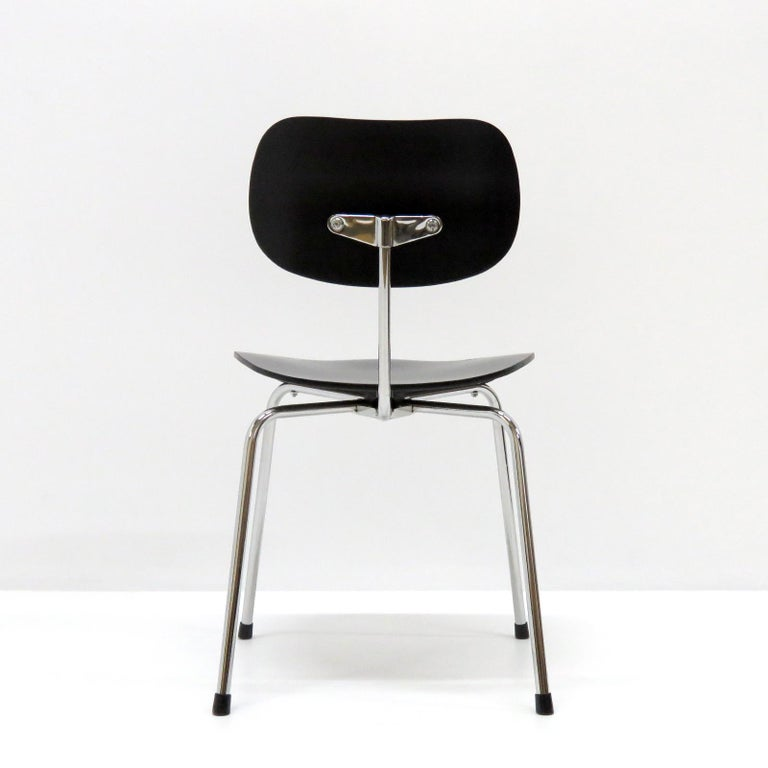 Contemporary Dining Chairs by Egon Eiermann for Wilde & Spieth For Sale