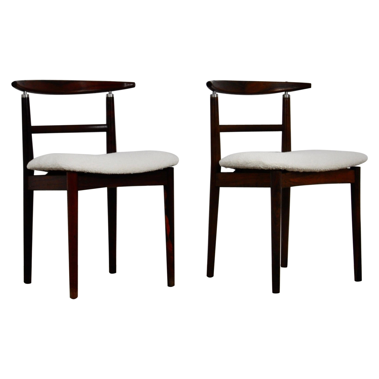 Dining Chairs by Helge Sibast & Jörgen Rammeskov for Sibast Furniture, 1962